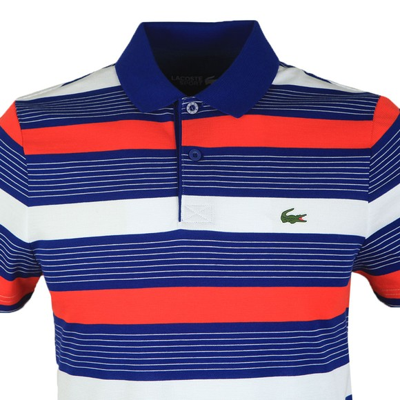 Lacoste Sport Mens Blue YH4880 Polo Shirt main image