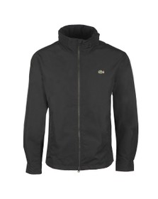 Lacoste Mens Black BH5292 Jacket