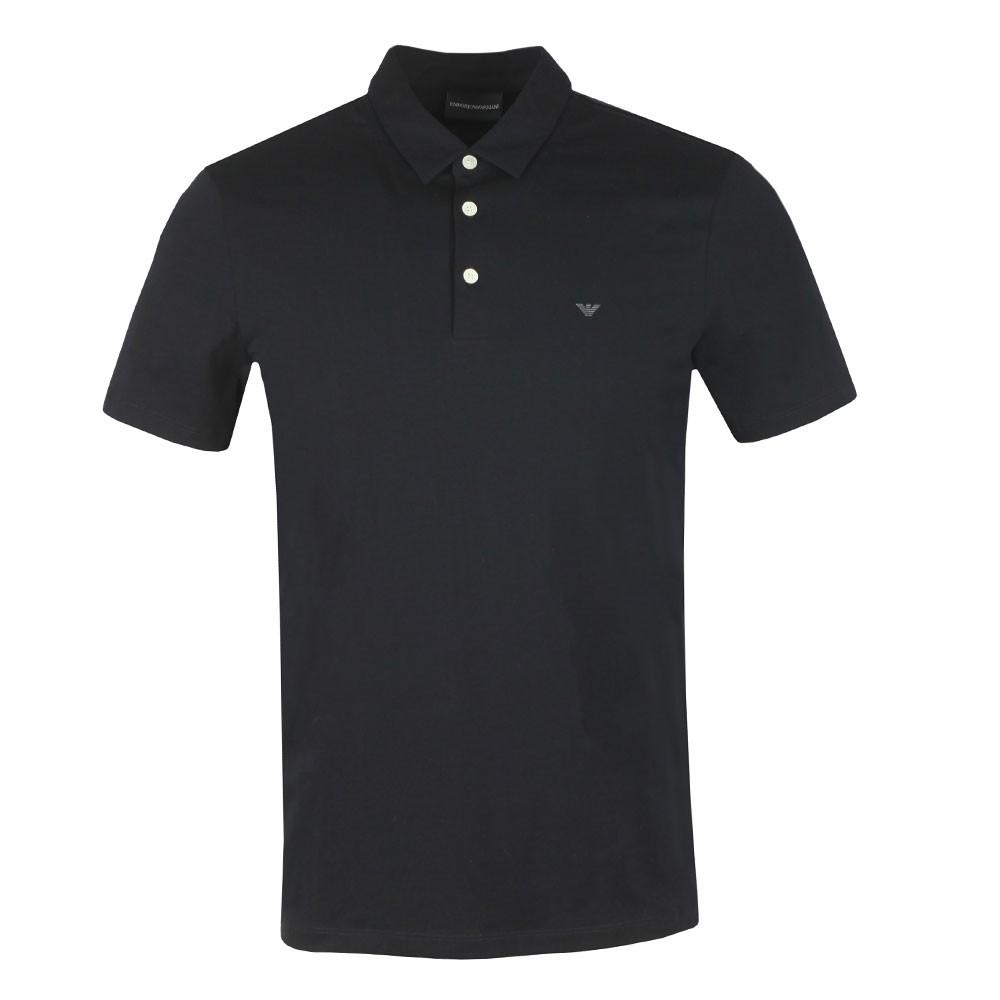 Small Logo Pima Polo Shirt main image