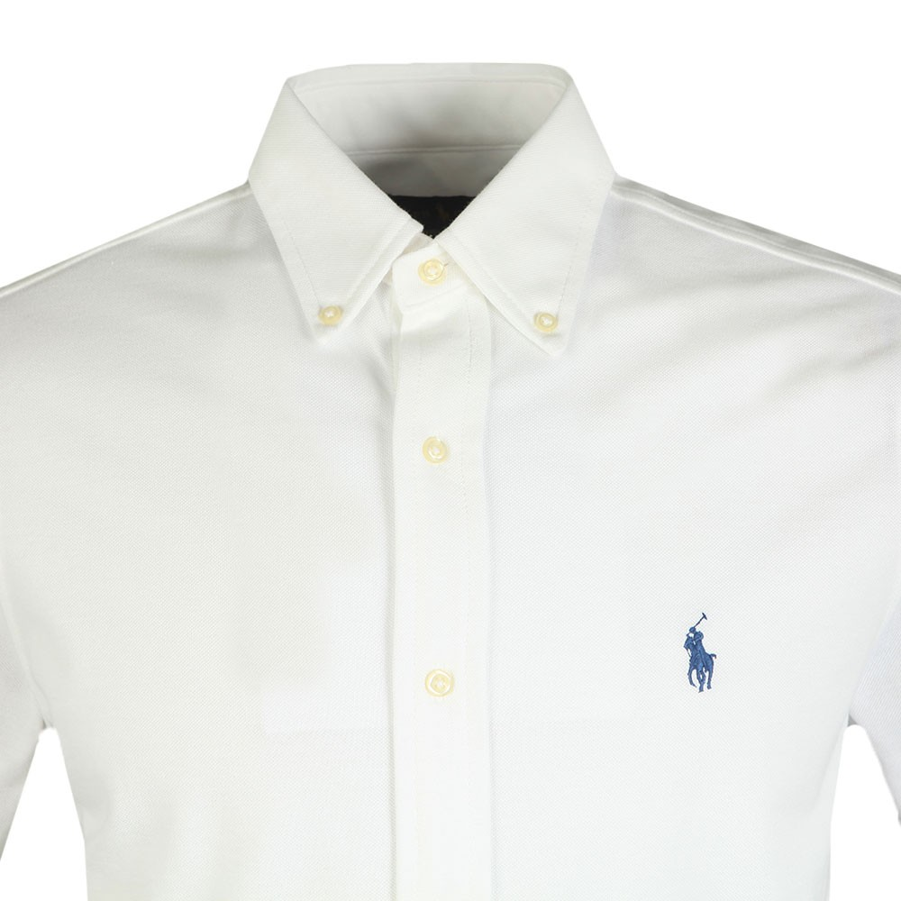 Classic Short Sleeve Knitted Shirt main image