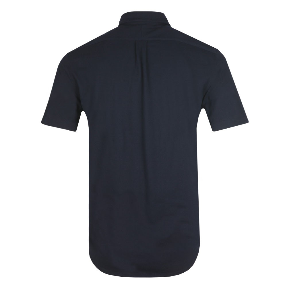 Classic Short Sleeve Knitted Shirt main image