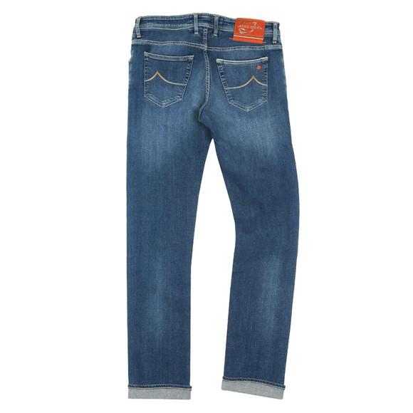 Jacob Cohen Mens Blue J622 Limited Edition Jean main image