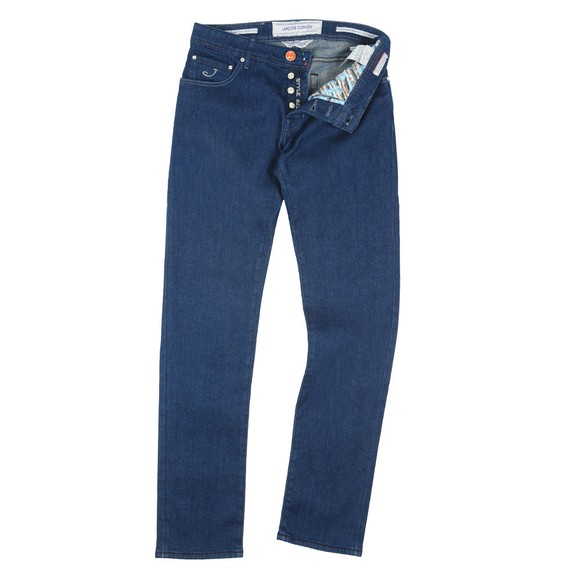 Jacob Cohen Mens Blue J622 Comfort Tailored Jean main image