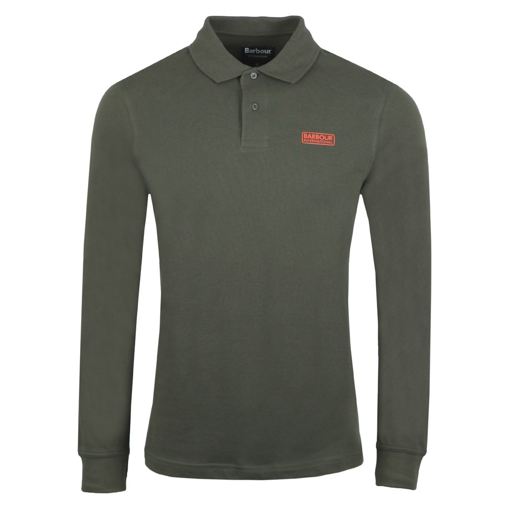 L/S Polo Shirt main image