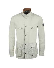 Barbour International Mens Beige Coloured Duke Jacket