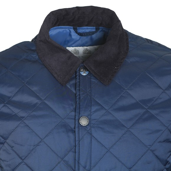Barbour Beacon Mens Blue Starling Jacket main image