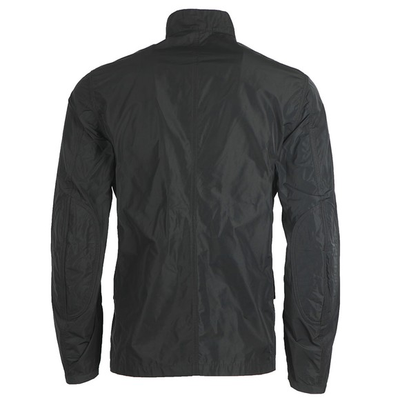 Barbour International Mens Black Weir Casual Jacket main image