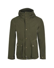 Barbour Lifestyle Mens Green Renlow Jacket