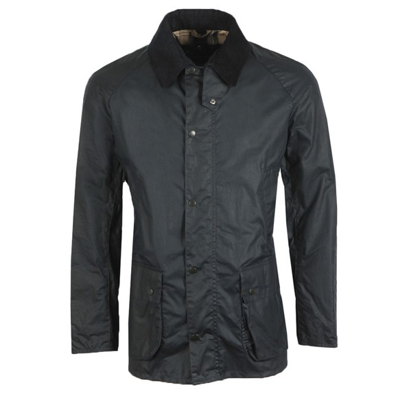 Barbour Lifestyle Mens Blue Lightweight Ashby Jacket