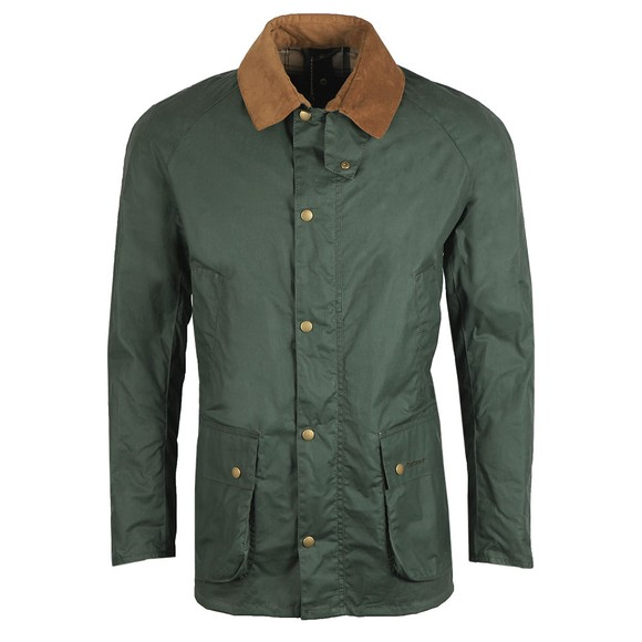 Barbour Lifestyle Mens Green Lightweight Ashby Jacket