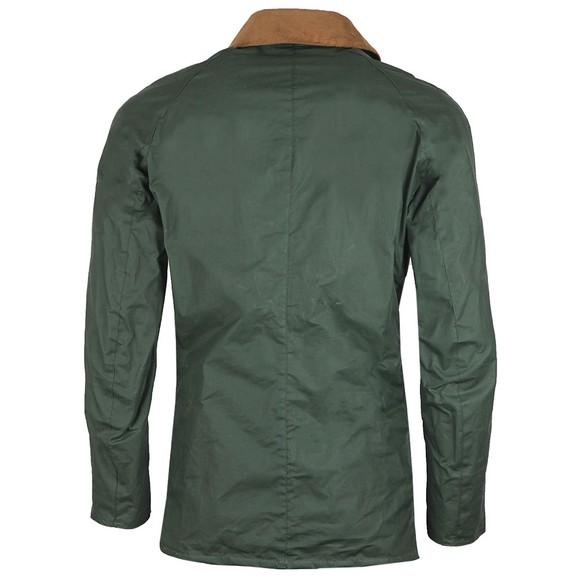 Barbour Lifestyle Mens Green Lightweight Ashby Jacket main image