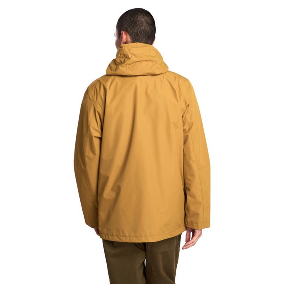 Barbour Beacon Mens Yellow Mound Jacket main image