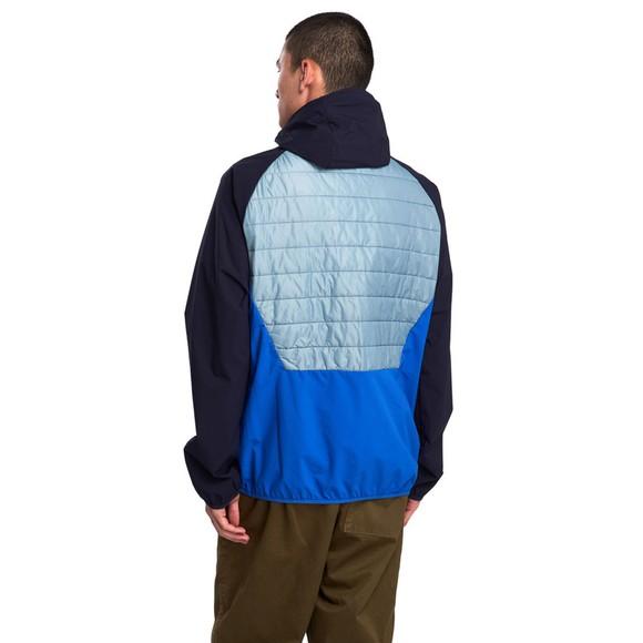 Barbour Beacon Mens Blue Gable Jacket main image