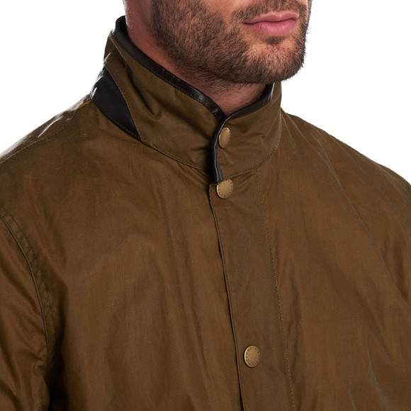 Barbour Lifestyle Mens Beige Lightweight Prestbury Jacket main image