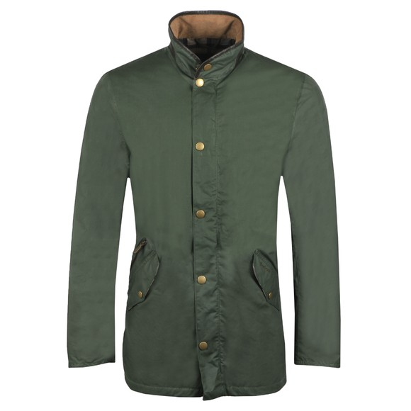 Barbour Lifestyle Mens Green Lightweight Prestbury Jacket main image
