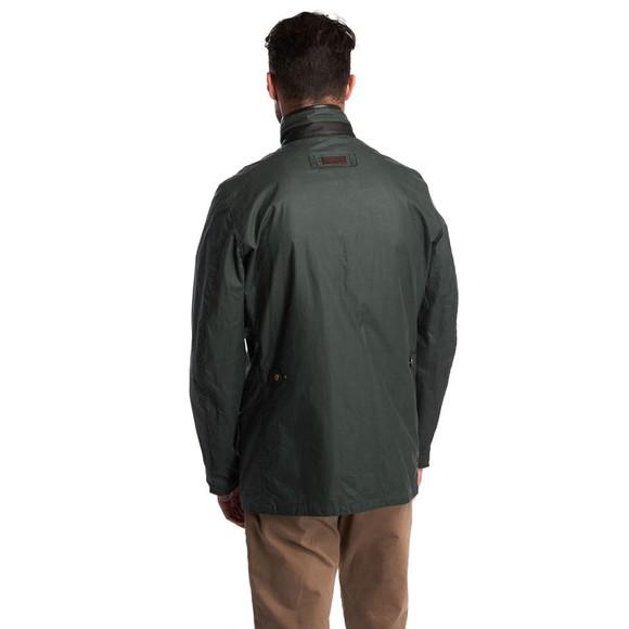 Barbour Lifestyle Mens Green Lightweight Prestbury Jacket main image
