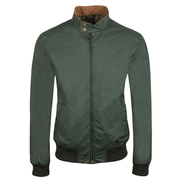 Barbour Lifestyle Mens Green Royston Jacket