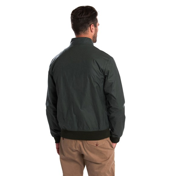 Barbour Lifestyle Mens Green Royston Jacket main image