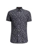 YEPYEP SS Floral Print Shirt