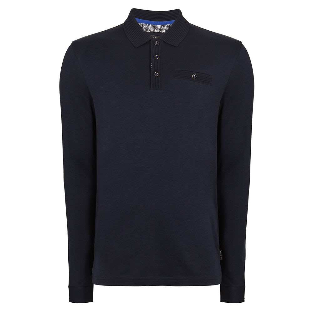 L/S Skelter Polo Shirt main image