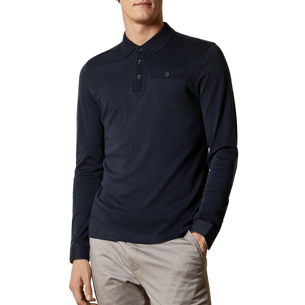L/S Skelter Polo Shirt main image