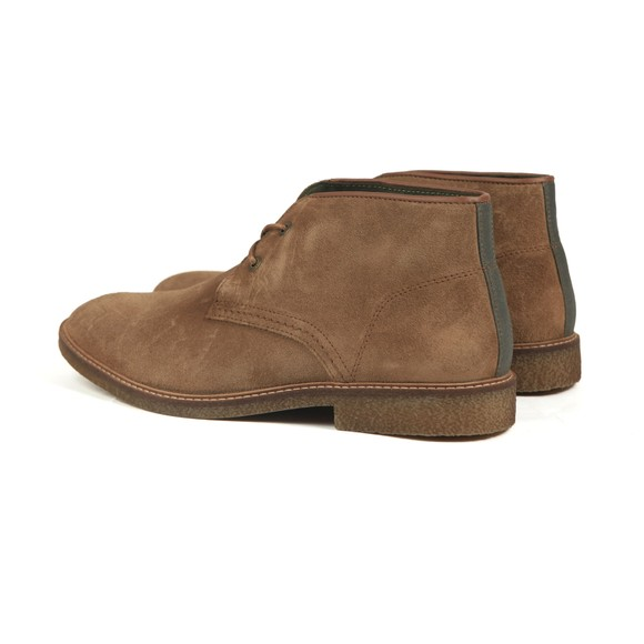Barbour Lifestyle Mens Beige Kalahari Boot main image