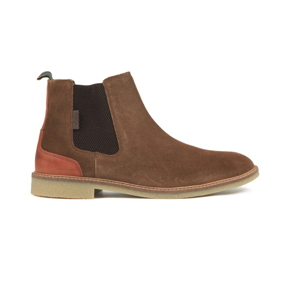 Barbour Lifestyle Mens Brown Atacama Boot