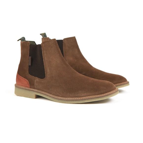 Barbour Lifestyle Mens Brown Atacama Boot