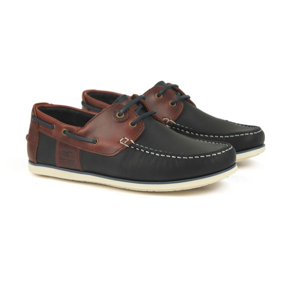Barbour Lifestyle Mens Blue Capstan Shoe main image
