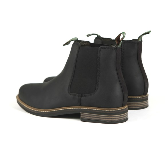 Barbour Lifestyle Mens Black Farsley Chelsea Boot main image