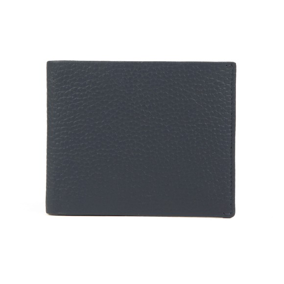 Barbour Lifestyle Mens Blue Laddon Wallet main image