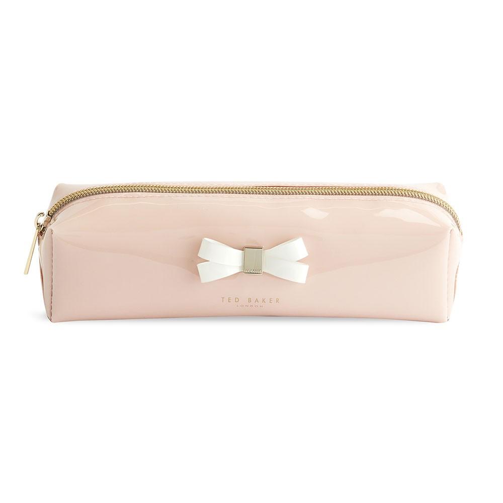 Franai Bow Detail Make Up Bag main image