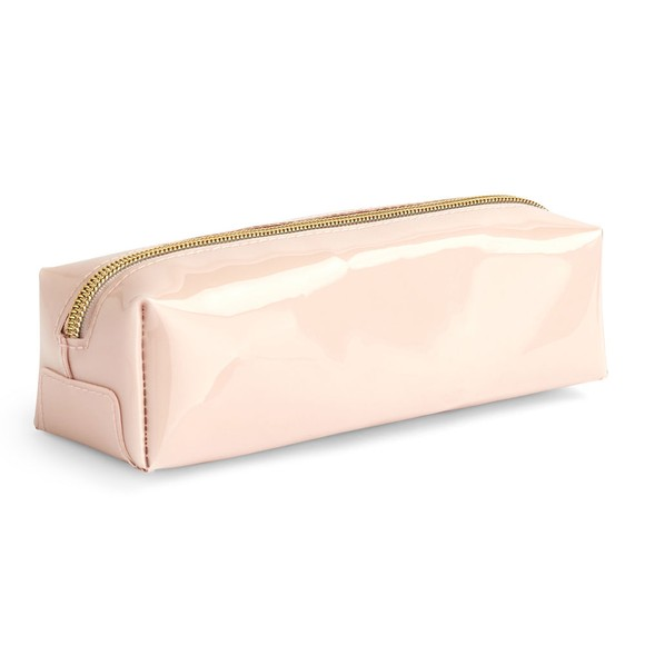 Ted Baker Womens Pink Franai Bow Detail Make Up Bag main image