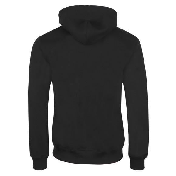 Carhartt WIP Mens Black Hooded Sweatshirt main image