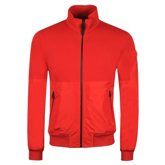 Mackage Mens Red William Bomber