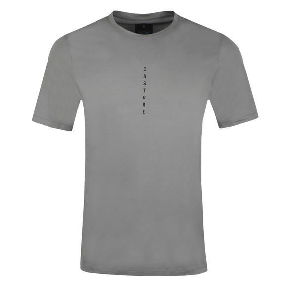 Castore Mens Grey Logo T-Shirt main image