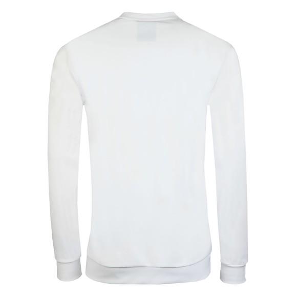 Castore Mens White Ribiero Track Sweatshirt main image