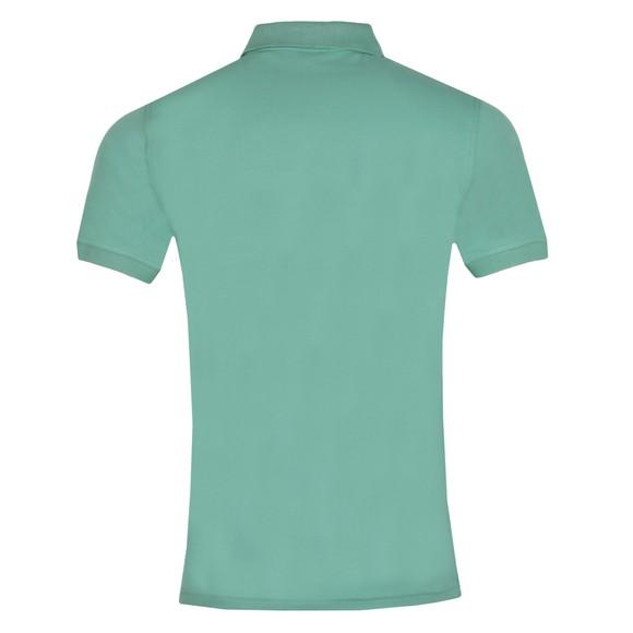 Gant Mens Green Contrast Collar Rugger main image