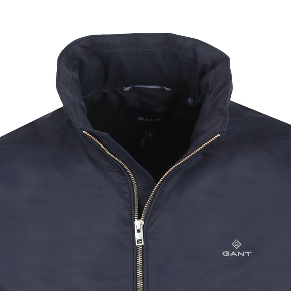 Gant Mens Blue D1 Mid Length Jacket