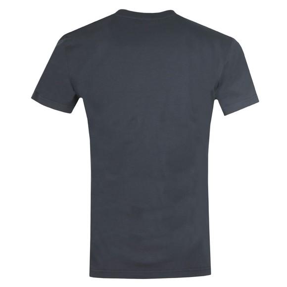 Pyrenex Mens Blue Karel T-Shirt main image