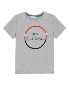 Paul Smith Junior Boys Grey Atheo T-Shirt