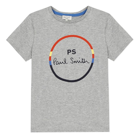Paul Smith Junior Boys Grey Atheo T-Shirt