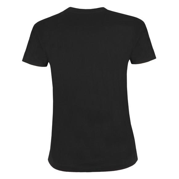 Polo Ralph Lauren Womens Black Large Polo  Short Sleeve T-Shirt main image