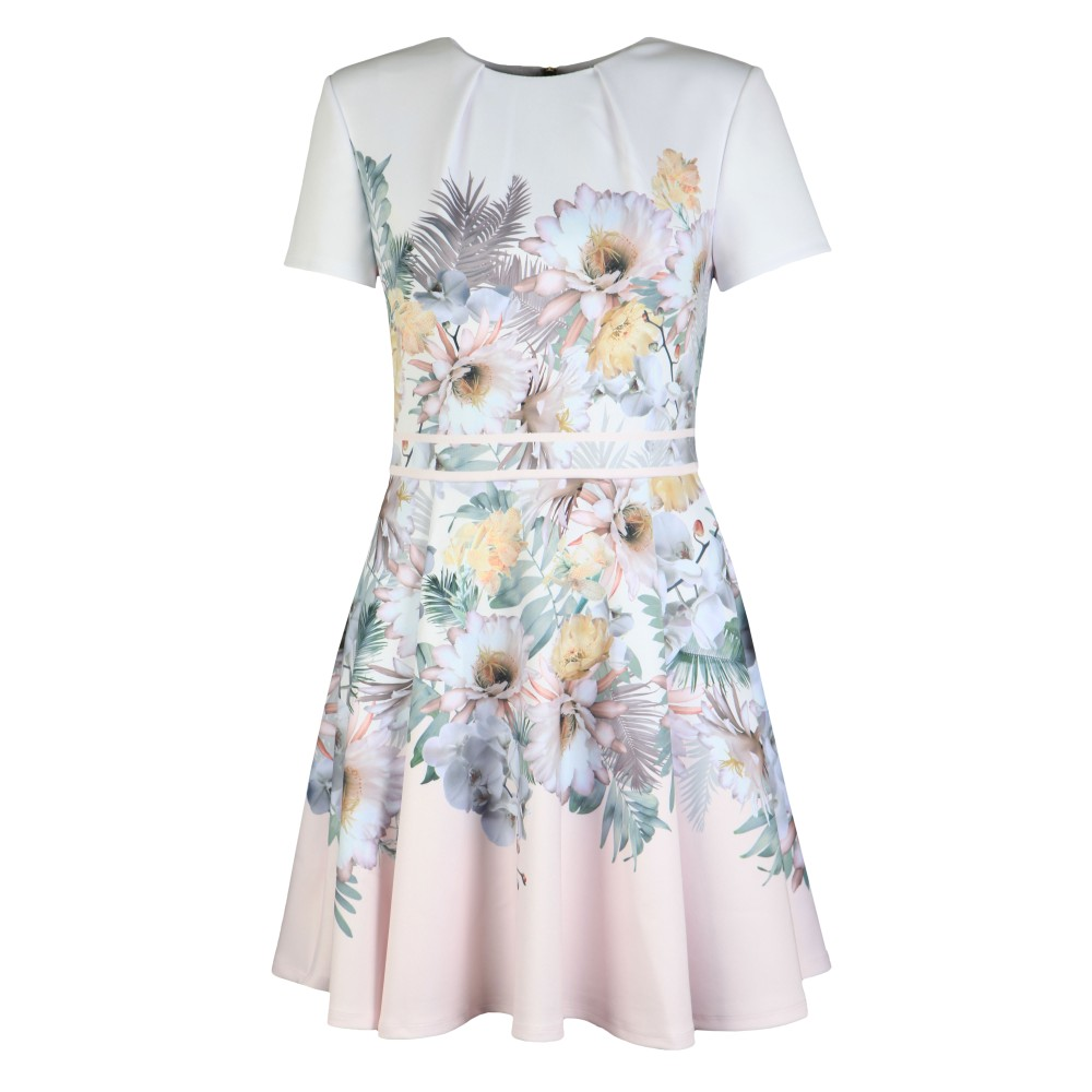 Haylinn Woodland Jersey Skater Dress main image