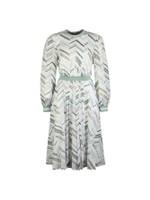 Katino Everglade Long Sleeve Midi Dress