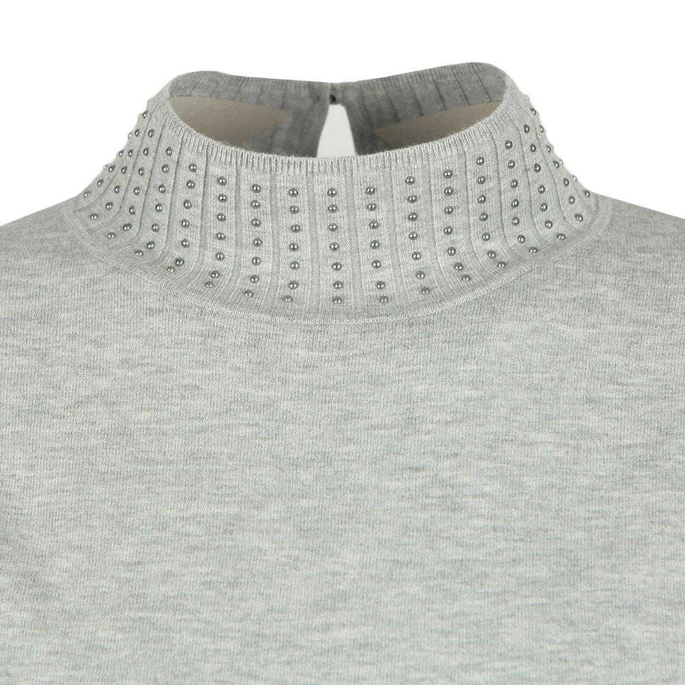 Ysiee Funnel Neck Jumper main image