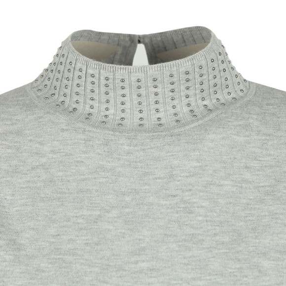 Ted Baker Womens Grey Ysiee Funnel Neck Jumper main image