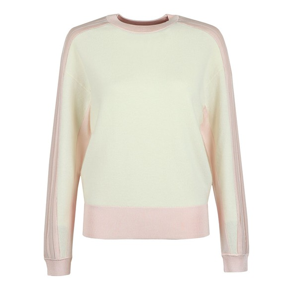 Ted Baker Womens Off-White Maaree Ski Style Knitted Jumper main image