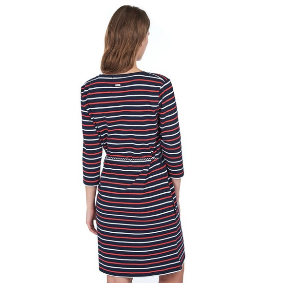 Barbour Lifestyle Womens Blue Applecross Dress main image