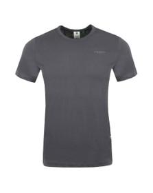 G-Star Mens Grey Block T-Shirt